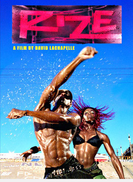 "LA Krumping ""Rize"" of David LaChapelle. Изображение № 1."