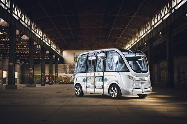 Автобусы наавтопилоте появятся вШвейцарии в2016 году . Изображение № 1.