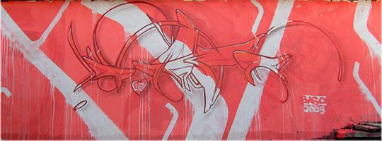 Интервью с граффити райтерами: Антон Baso. Изображение № 7.