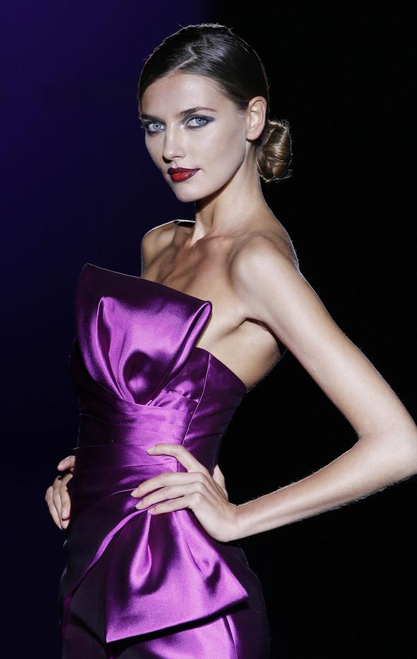 Madrid Fashion Week SS 2012: Hannibal Laguna. Изображение № 7.
