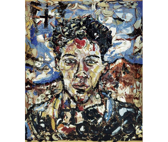 Изображение 58. Черты лица: 10 портретистов.. Изображение № 64.