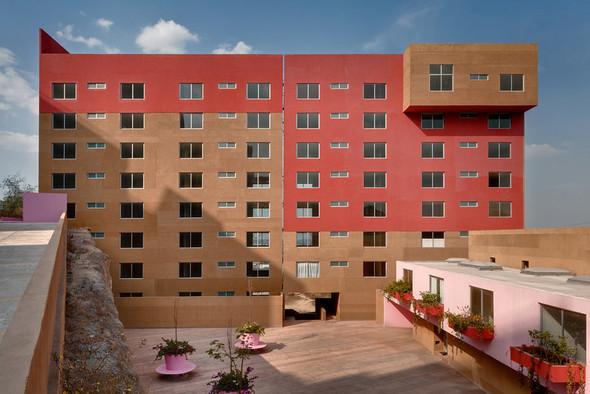 Социальное жилье в Мексике. Изображение № 2.