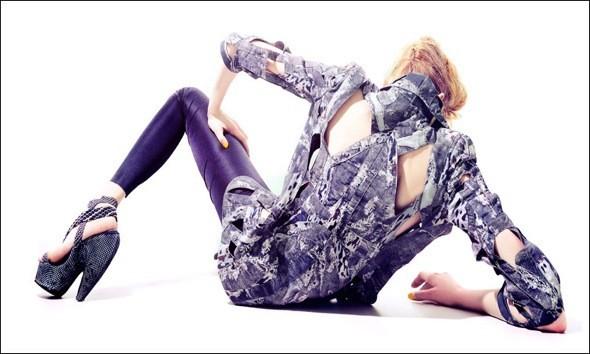 Кое-что новое:Alexander McQueen, Urban Outfitters, Zara. Изображение № 29.
