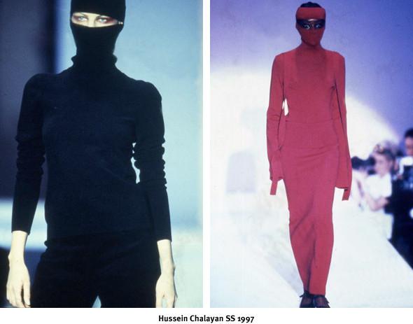 Хронология бренда: Hussein Chalayan. Изображение № 9.