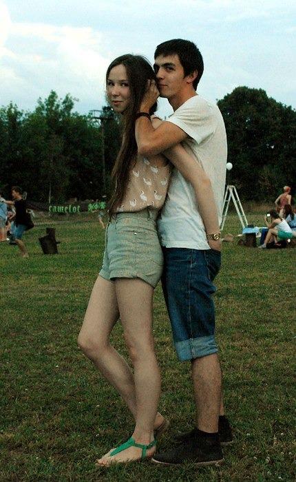 Люди на фестивале Headsound 2012. Изображение № 21.