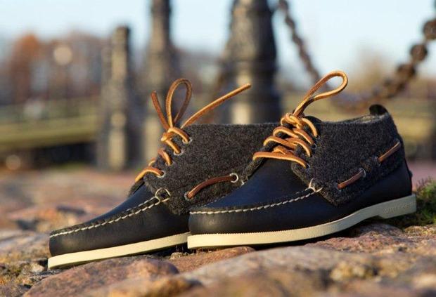 Ботинки Chukka от Sperry Top-Sider. Изображение № 6.