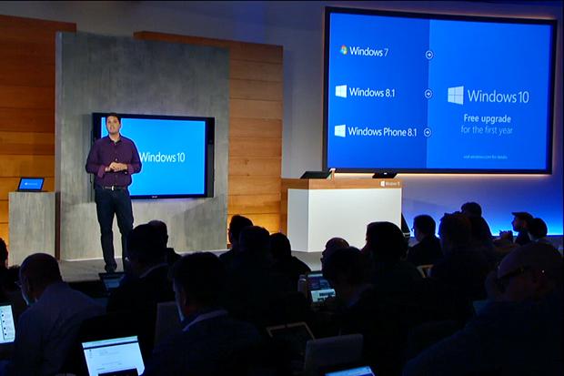 Windows 10 будет бесплатной в первый год после запуска. Изображение № 1.