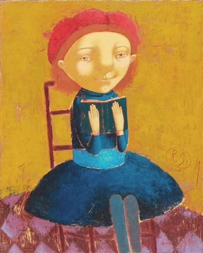 Наивная живопись Светланы Румак. Изображение № 7.