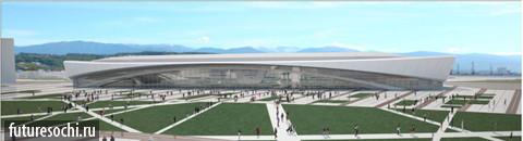 Стадионы Олимпийских Игр-2014. Изображение № 5.