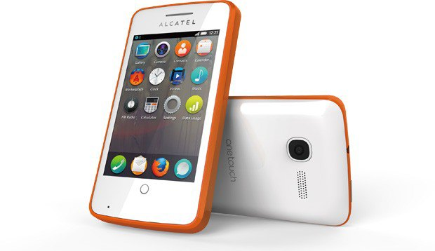 Alcatel One Touch Fire. Изображение № 2.