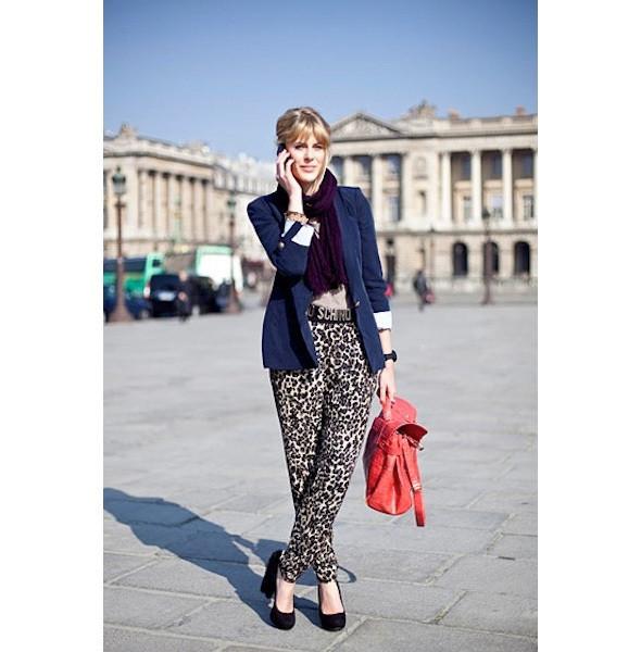 Изображение 100. На полях: 10 тенденций уличного стиля с прошедших недель моды.. Изображение № 100.