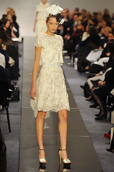 Chanel Spring 2009 Haute Couture. Изображение № 35.