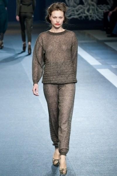 Volvo Fashion Week. День 3. Alena Akhmadullina FW 2011. Изображение № 6.
