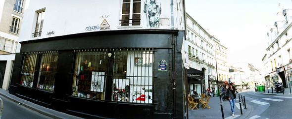 Изображение 25. Париж: Восток.. Изображение № 27.