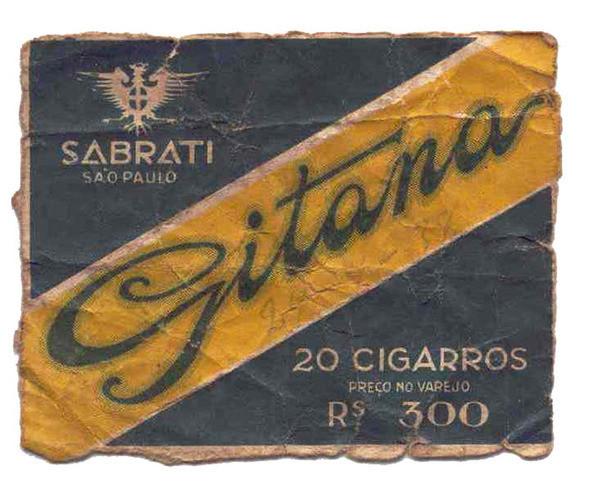 Изображение 9. Ретроспектива сигаретной пачки.. Изображение № 9.