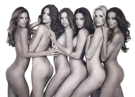 Изображение 4. Victoria's Secret Angels.. Изображение № 1.