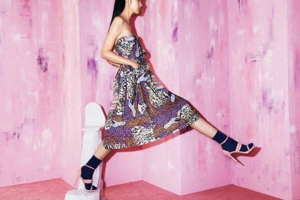 Модный дайджест: Джеймс Франко для Gucci, сари Hermes, сингл Burberry. Изображение № 24.