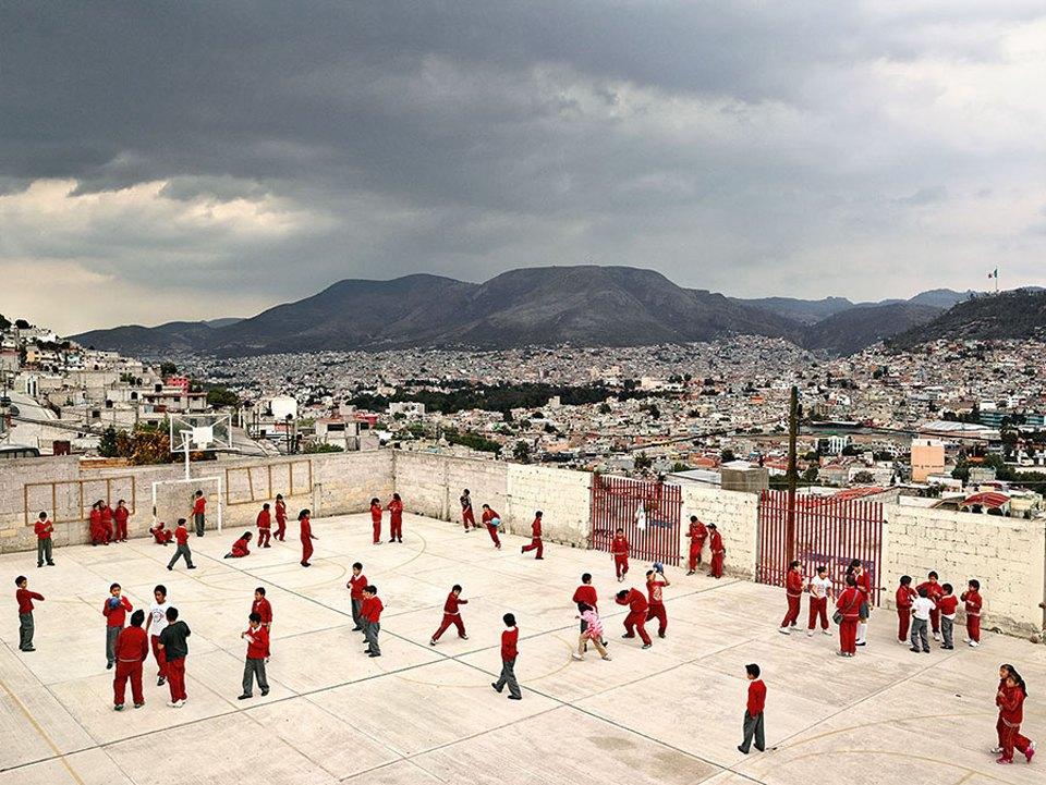 Фото: как выглядят детские площадки вразных странах мира . Изображение № 31.