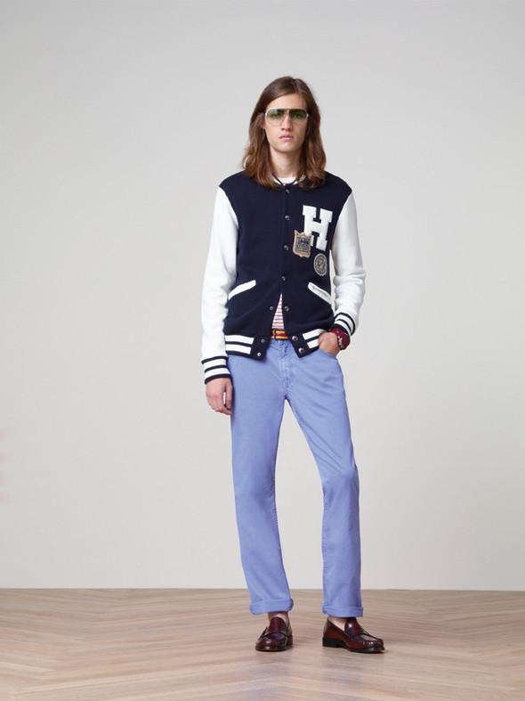 Лукбук: Tommy Hilfiger Sportswear SS'12 (мужская и женская коллекции). Изображение № 3.