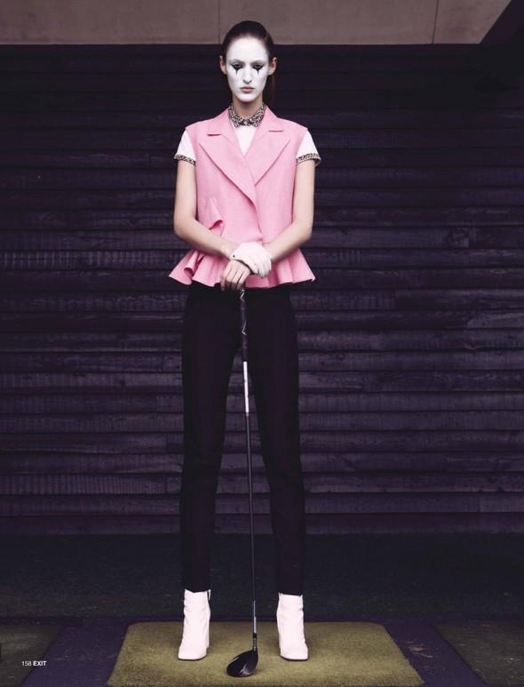 Новые съемки: Vogue, 25 Magazine, Exit. Изображение № 58.