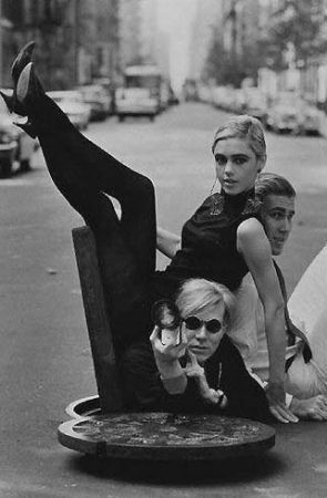 Edie Sedgwick – When Andy met Edie life imitated art. Изображение № 4.