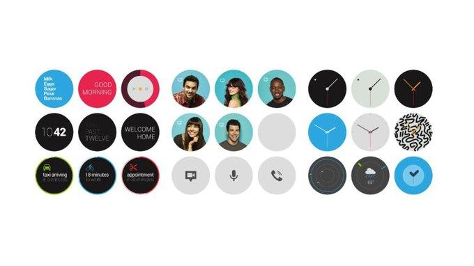 Google показала рабочие эскизы Android Wear. Изображение № 8.