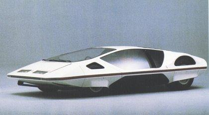 Десять лучших автомобильных проектов 60х-70х-80х годов. Изображение № 23.