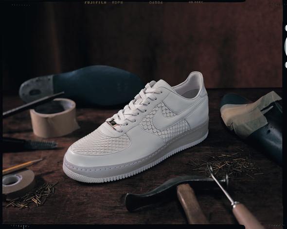 Nike Air Force 1 Duck Boot союз двух легенд. Изображение № 8.