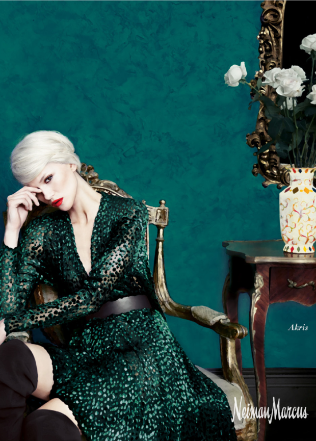 Новые кампании Gap, H&M, Missoni, Wrangler и Neiman Marcus. Изображение №59.