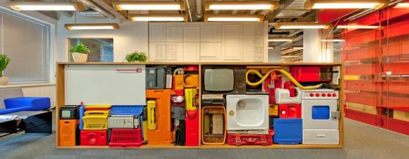 Офисы в стиле «трэш» от рижского бюро OPEN AD. Изображение № 1.