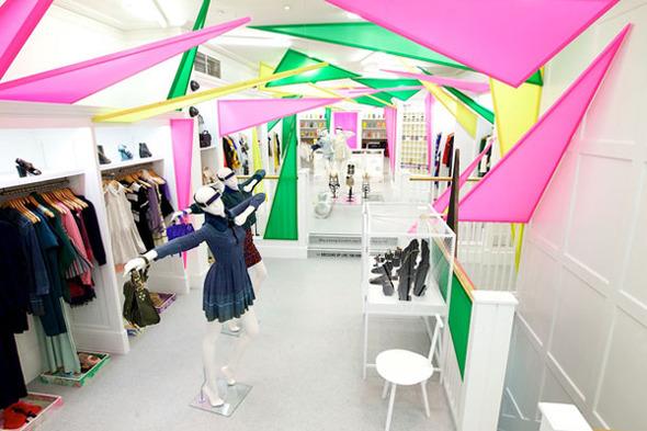 Новости магазинов: Opening Ceremony в Лондоне, Louis Vuitton в Париже и Шанхае и другие. Изображение № 15.