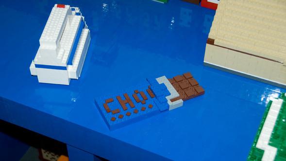 Lego дом. Изображение № 6.