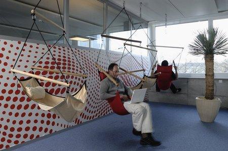 Офис Google вЦюрихе. Изображение № 10.