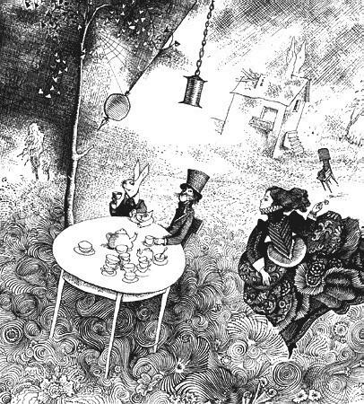 Алиса вСтране Чудес. Изображение № 26.
