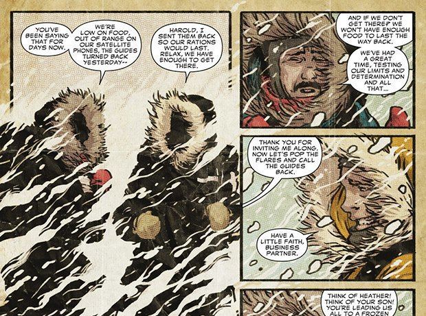 10 лучших новых серий Marvel. Изображение № 28.