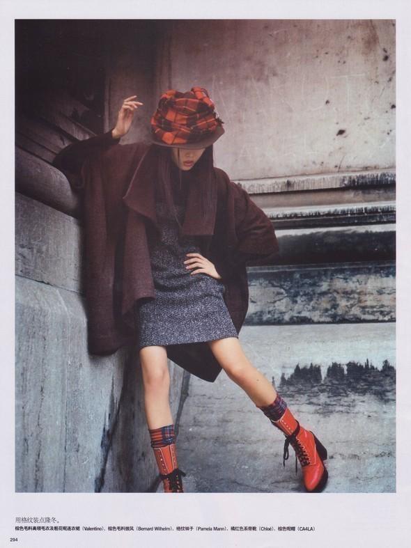 China Vogue January 2008. Изображение № 4.