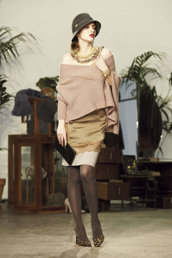 Ретро всегда в моде. Aniye By, осень-зима 2012/13. Изображение № 6.