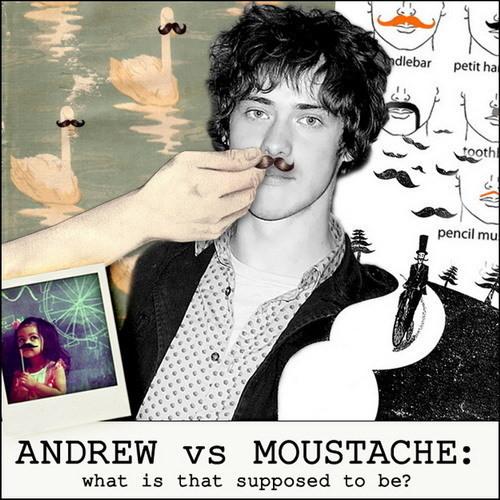 Изображение 1. MGMT - Men Growing Moustaches Together.. Изображение № 3.