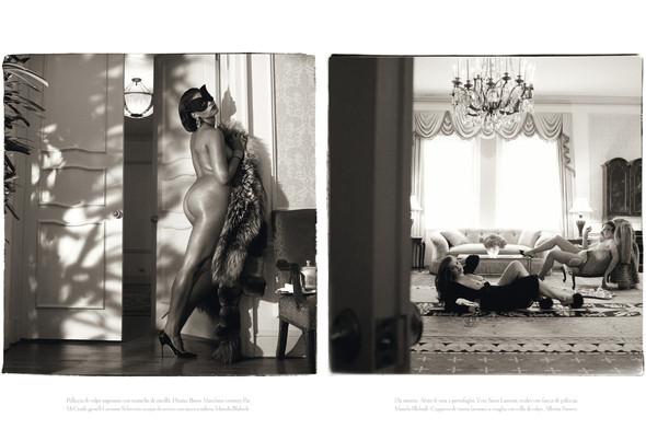 Изображение 6. Belle Vere by Steven Meisel.. Изображение № 6.