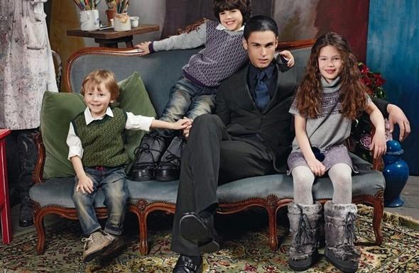 Мужские кампании: Fendi, Dolce & Gabbana и Ralph Lauren. Изображение № 3.