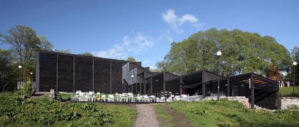 Театр из соломы: эксперимент эстонского архбюро Salto. Изображение № 1.