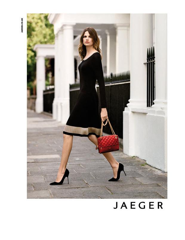 Вышли новые кампании Chanel, Donna Karan, Jaeger, Prada и THVM. Изображение № 8.