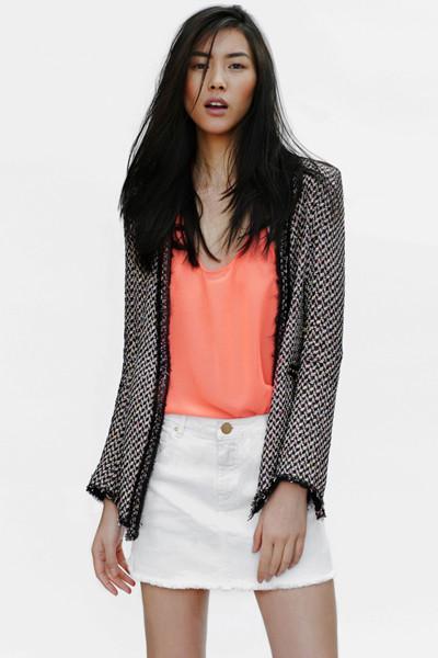 Лукбук: Zara April 2012. Изображение № 8.
