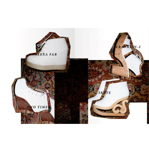 Изображение 50. Лукбуки обуви: Jeffrey Campbell, Modern Vintage и Solestruck.. Изображение № 10.