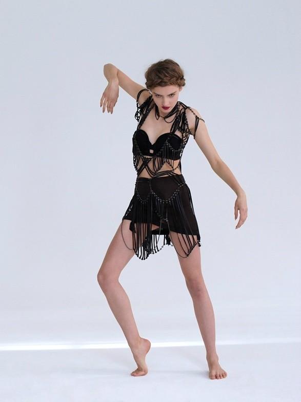 Кампания: Балерины для Bliss Lau FW 2011. Изображение № 44.
