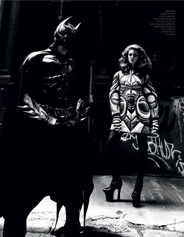 Супергерои в фотосъемках: 8 историй о тайне, подвигах и спасениях. Изображение № 11.