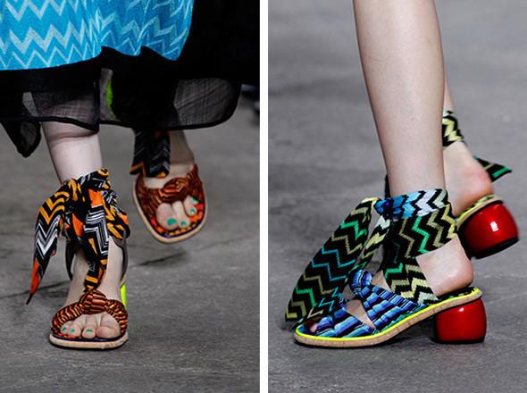 Walking in my shoes: 10 тенденций обуви весны-лета 2011. Изображение № 93.