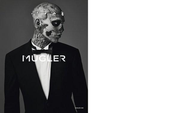 Изображение 5. Мужские рекламные кампании: Mugler, Versace и другие.. Изображение № 24.