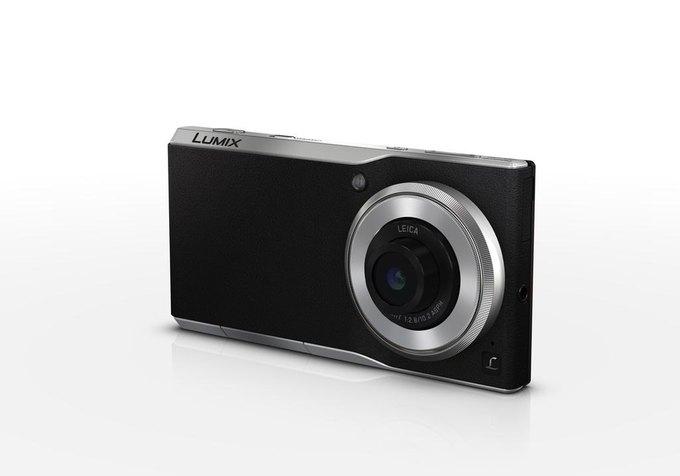 Panasonic выпустилa смартфон с объективом Leica. Изображение № 1.