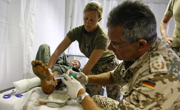 Афганистан. Военная фотография. Изображение № 328.